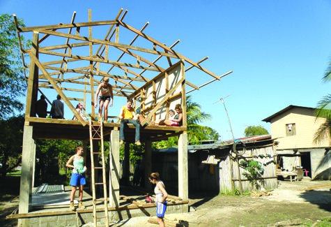 Honduras-House