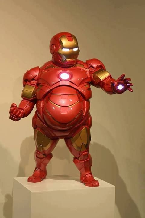 fat iron man