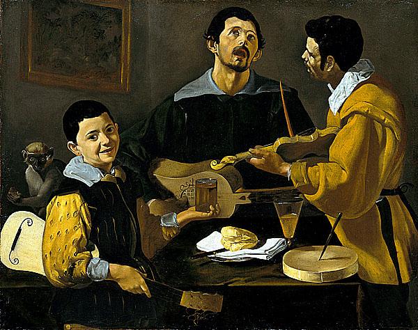 三個音樂家